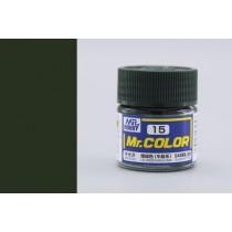 Mr. Color  (10 ml) IJN Green (Nakajima)