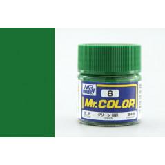 Mr. Color  (10 ml) Green