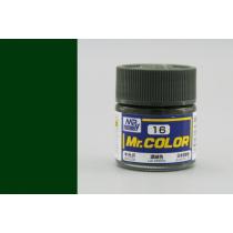 Mr. Color  (10 ml) IJA Green
