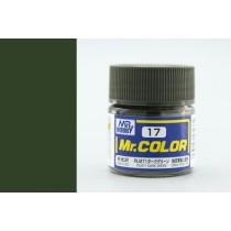 Mr. Color  (10 ml) RLM71 Dark Green