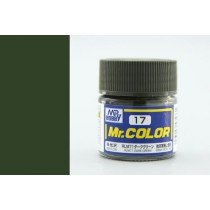 Mr. Color  (10 ml) RLM71 Dark Green