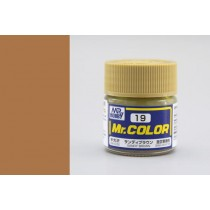 Mr. Color  (10 ml) Sandy Brown