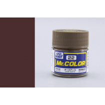Mr. Color  (10 ml) Dark Earth