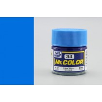 Mr. Color (10 ml) Sky Blue