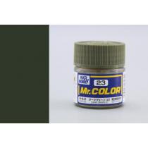 Mr. Color  (10 ml) Dark Green (2)