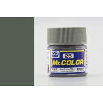 Mr. Color (10 ml) Dark Seagray