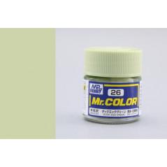Mr. Color  (10 ml) Dark Egg Green