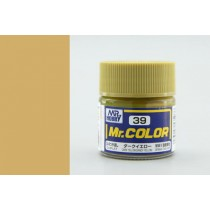Mr. Color  (10 ml) Dark Yellow (Sandy Yellow)