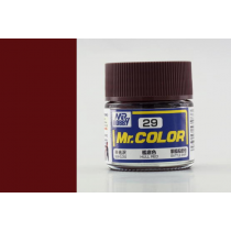 Mr. Color  (10 ml) Hull Red