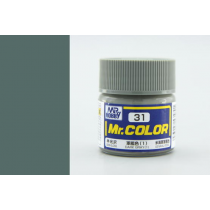 Mr. Color  (10 ml) Dark Gray (1)