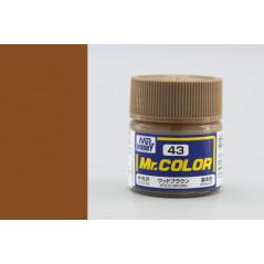 Mr. Color (10 ml) Wood Brown