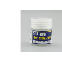Mr. Color  (10 ml) Clear