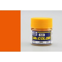 Mr. Color  (10 ml) Orange Yellow