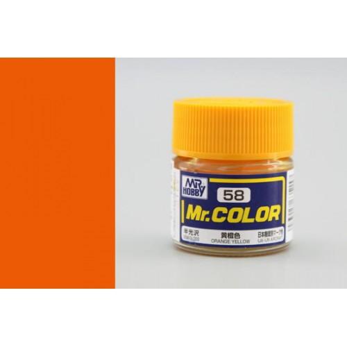 Mr. Color  (10 ml) Orange Yellow
