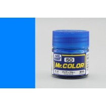Mr. Color (10 ml) Clear Blue