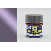 Mr. Color  (10 ml) Burnt Iron