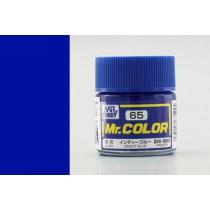 Mr. Color  (10 ml) Bright Blue