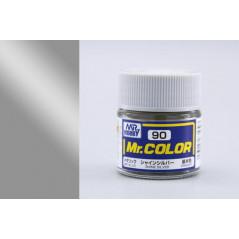 Mr. Color  (10 ml) Shine Silver