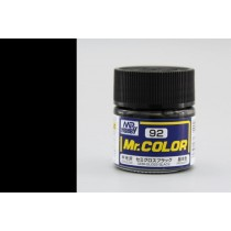 Mr. Color  (10 ml) Semi Gloss Black