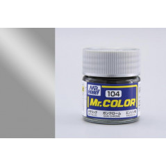 Mr. Color  (10 ml) Gun Chrome