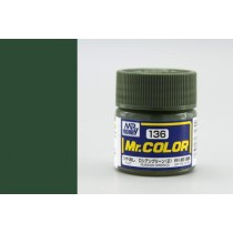 Mr. Color  (10 ml) Russian Green (2)