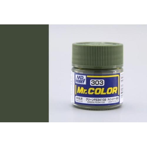 Mr. Color  (10 ml) Green FS34102