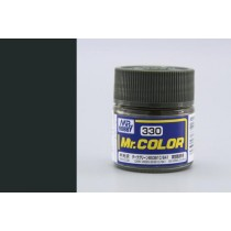 Mr. Color (10 ml) Dark Green BS381C/641