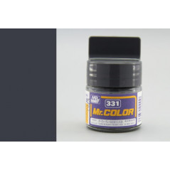 Mr. Color  (10 ml) Dark Seagray BS381C 638