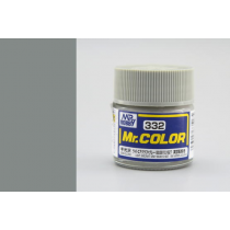 Mr. Color (10 ml) Light Aircraft Gray BS381C 627