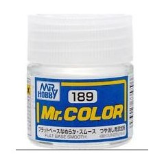 Mr. Color  (10 ml) Flat Base Smooth