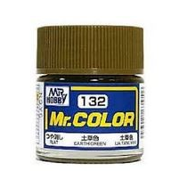 Mr. Color (10 ml) Earth Green