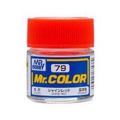 Mr. Color  (10 ml) Shine Red