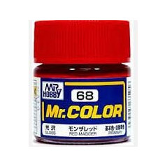 Mr. Color (10 ml) Madder Red