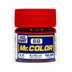 Mr. Color (10 ml) Madder Red