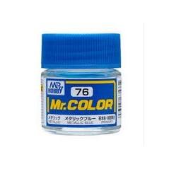 Mr. Color (10 ml) Metallic Blue