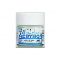 Acrysion (10 ml) Flat White