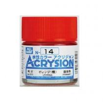 Acrysion (10 ml) Orange