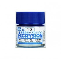 Acrysion (10 ml) Bright Blue