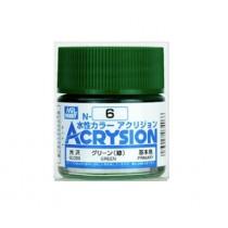 Acrysion (10 ml) Green