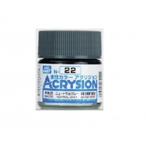 Acrysion (10 ml) Neutral Gray