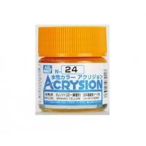 Acrysion (10 ml) Orange Yellow