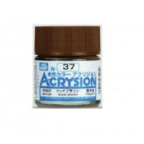 Acrysion (10 ml) Wood Brown