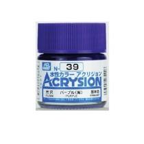 Acrysion (10 ml) Purple
