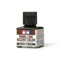 Panel Line Accent color- Dark Brown