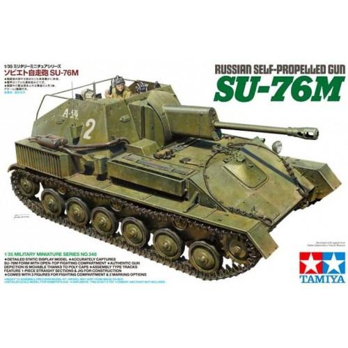 Russian SU-76 M 1/35
