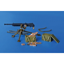 JAPAN HEAVY MACHINE-GUN TYPE 92 1/35 PLUS MODEL