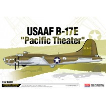 "Boeing B-17E USAAF ""Pacific Theater"" 1/72"
