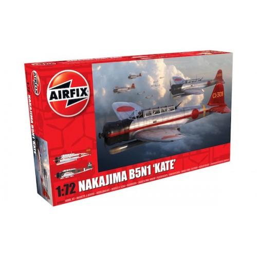 Nakajima B5N1 'Kate' 1/72