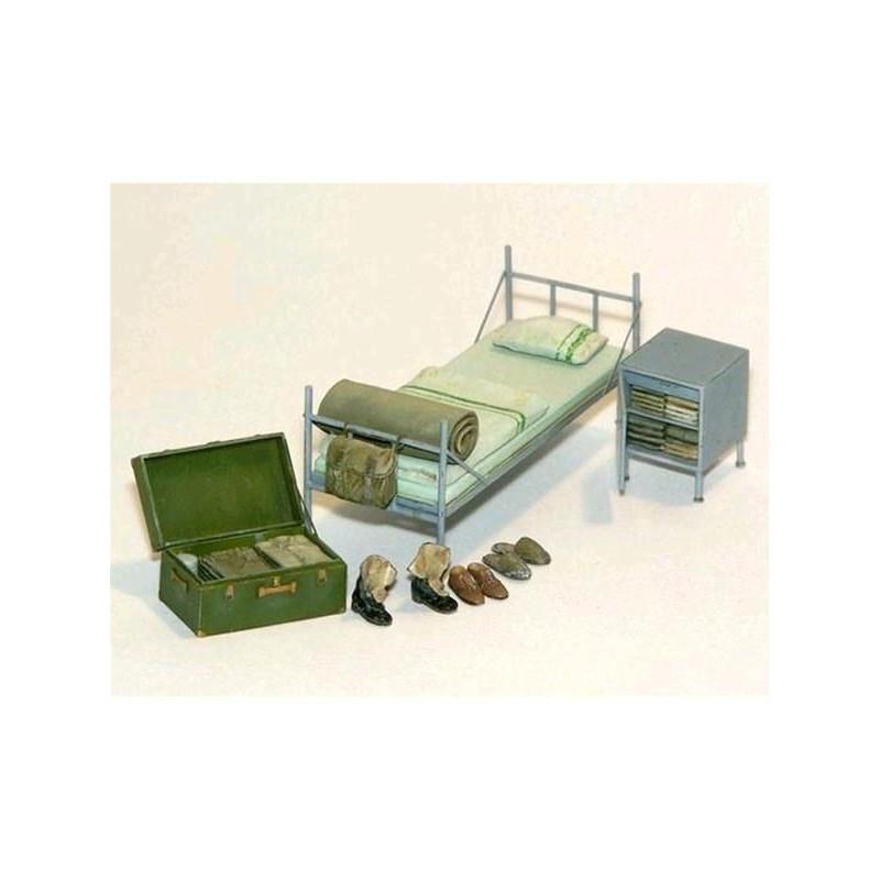 Barrack equipment 1/35