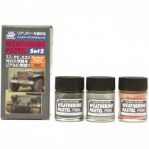 Weathering pastel Set 2